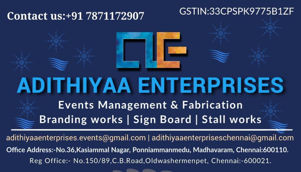 Adithiyaa Enterprises