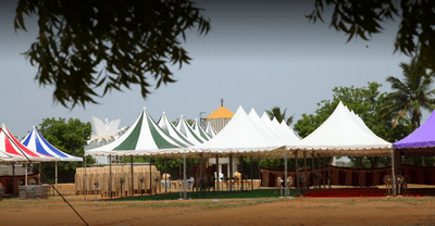 Apple Tent And Events